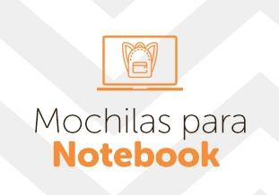 Mochilas para Notebook