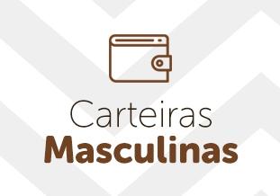 Carteiras masculinas