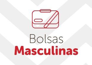 Bolsas - masculinas