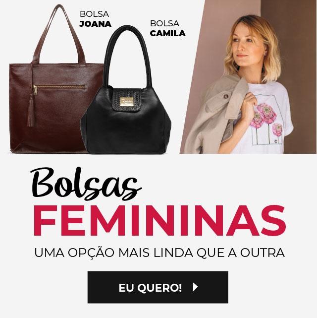 Bolsas femininas