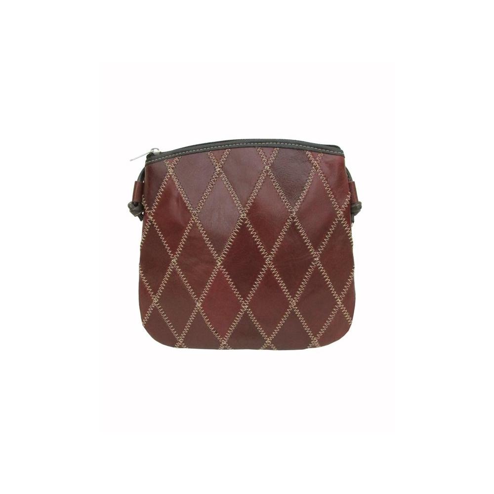 Bolsa a Tiracolo Mosaico – Pinhão