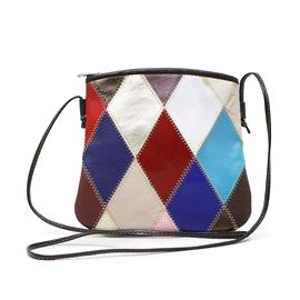 Bolsa a Tiracolo Mosaico  Colorido
