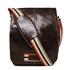 Bolsa Carteiro de Couro Apolo – Chocolate