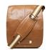 Bolsa Carteiro de Couro Apolo - Caramelo