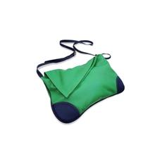 Bolsa Carteiro Feminina de Couro Jennie – Verde