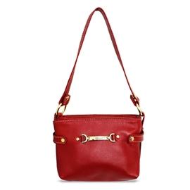 Bolsa de Couro Dorothy – Vermelha