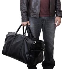 Bolsa de Viagem Alain –  Preto