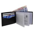 Carteira de Couro Dollar - Preto