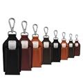 Kit - 50 Chaveiros de Couro Porta Álcool em Gel (20% OFF + Gravação)