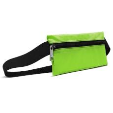 Pochete Slim de Nylon Emborrachado Olinda - Verde Neon