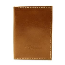 Porta Documento de Couro Cadillac – Caramelo