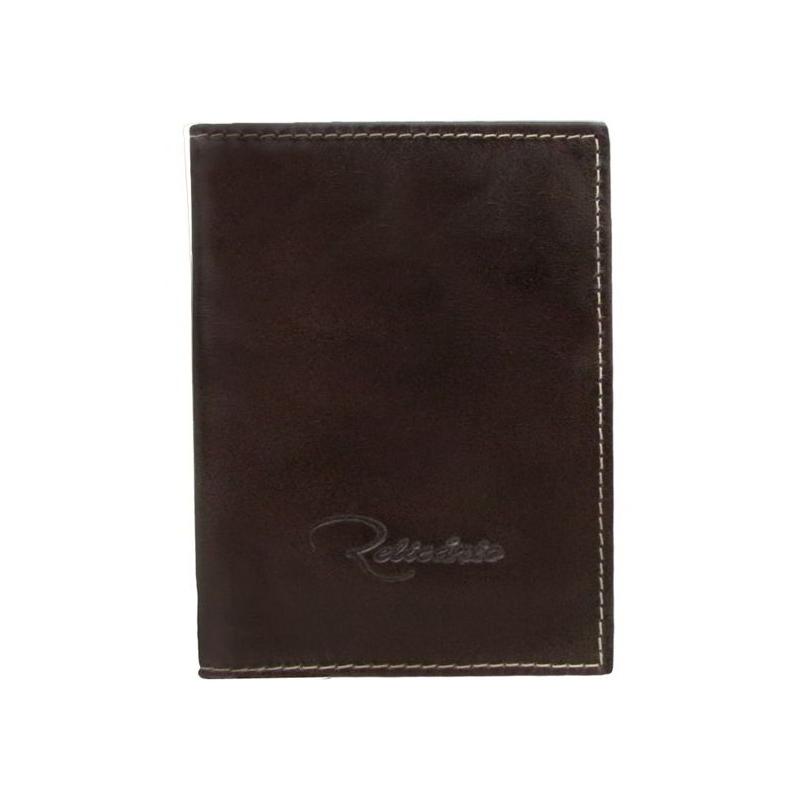 Porta Documento de Couro Cadillac – Chocolate