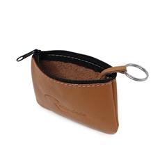 Porta Moedas Dinar – Caramelo