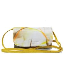 [Pré-venda] Bolsa a Tiracolo Luna Amarelo - Coleção Cores da Primavera
